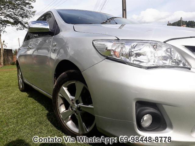 Toyota Corolla GLI Flex Ano 2012 Motor 1.8 Completo