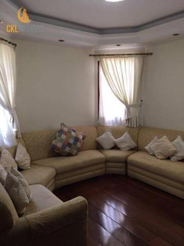 Apartamento com 4 dormitórios à venda, 300 m² por R$ 4.100.000 - Indianópolis - São Paulo/ - Foto 3