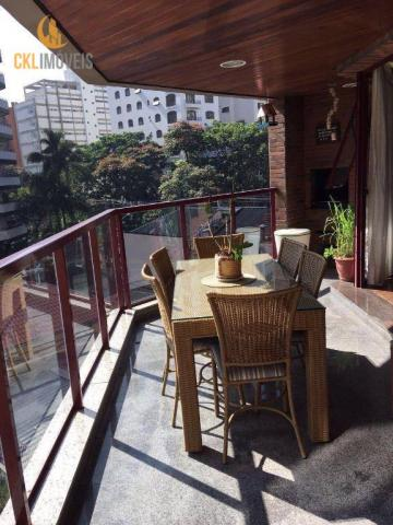 Apartamento com 4 dormitórios à venda, 300 m² por R$ 4.100.000 - Indianópolis - São Paulo/ - Foto 5