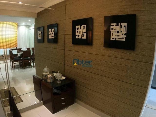 Apartamento com 3 suítes para alugar por R$ 7.150/mês - Setor Marista - Foto 2