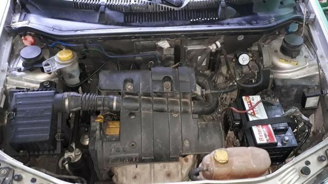 Fiat Siena Fire Flex 1.0 Com KIT Gás Homologado - Foto 6