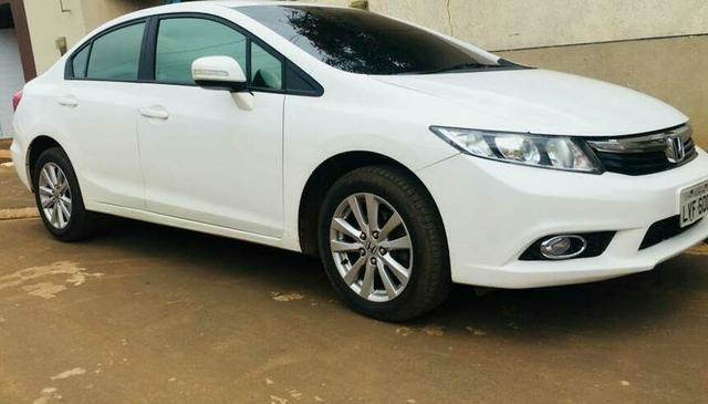 Civic Honda 2.0 ano 2014. Automático - Foto 2