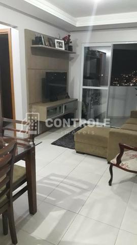(W) Apartamento 02 dormitórios semi-mobiliado, em Jardim cidade, São José. - Foto 8
