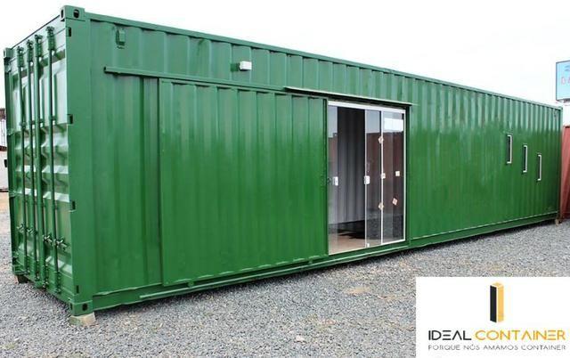 Casa Container 30m² com Super Desconto