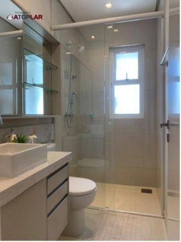 Apartamento garden com 3 dormitórios à venda, 208 m² por r$ 1.230.000,00 - pioneiros - bal - Foto 11