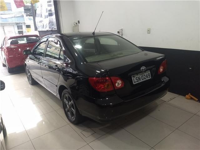 Toyota Corolla 1.6 xli 16v gasolina 4p automático - Foto 2