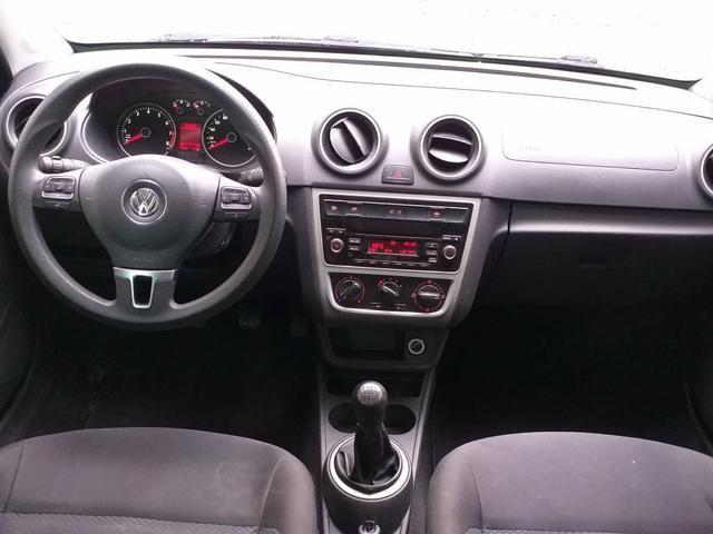 VW Voyage 1.0 2015 é Na World Car - Foto 6