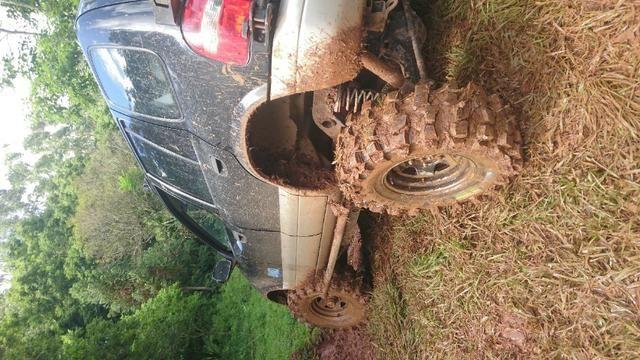 Sportage 4x4 nao jeep nem troller, camionete para trilha