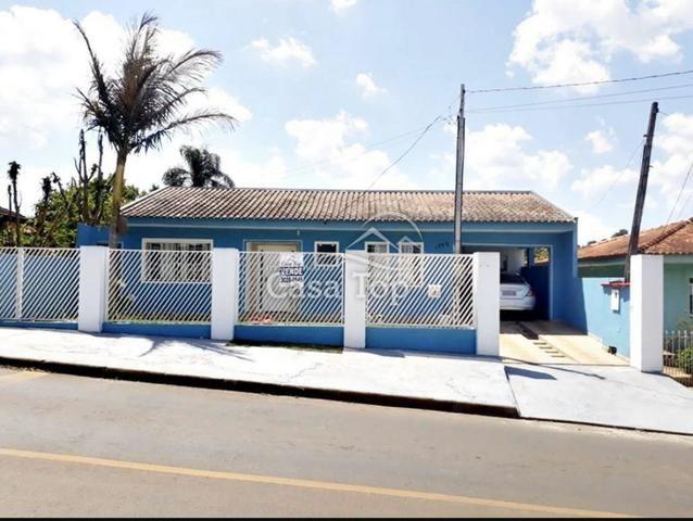 Casa 143 m2 edificada em terreno de 700 m2 - Uvaranas ? Ponta Grossa PR - Foto 3