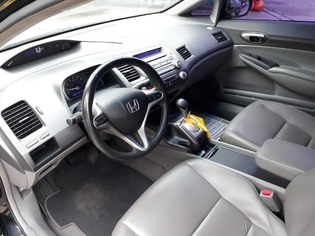 Honda Civic LXL 1.8 Flex 16V Automático - Foto 6