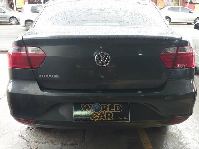 VW Voyage 1.0 2015 é Na World Car - Foto 5