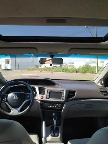CIVIC 2012/2012 1.8 EXS 16V FLEX 4P AUTOMÁTICO - Foto 13