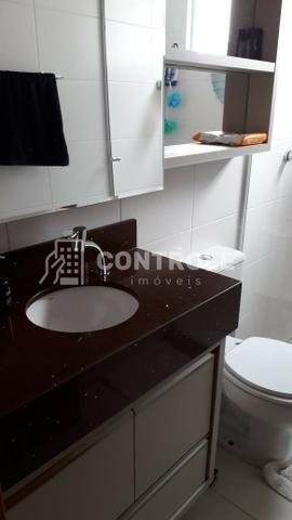 (W) Apartamento 02 dormitórios semi-mobiliado, em Jardim cidade, São José. - Foto 5