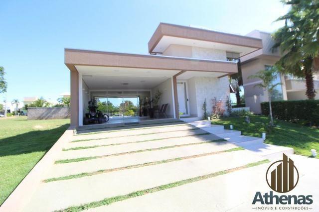 Condomínio Belvedere casa térrea com 3 Suítes sendo 1 master com clouset - Foto 4