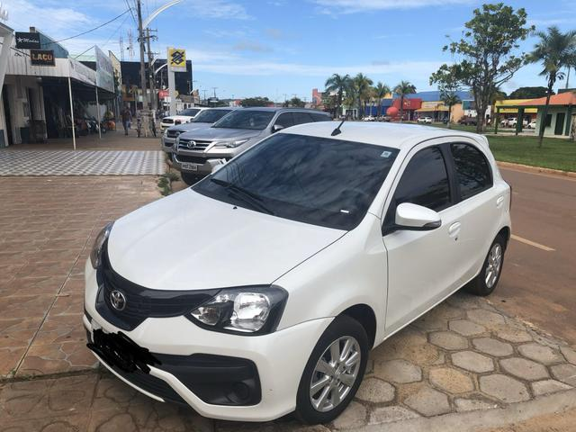 ETIOS Hatch 1.5 X Plus
