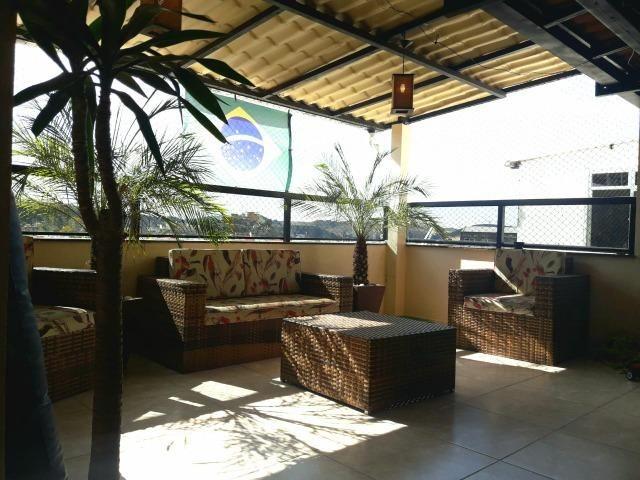 Cobertura Bairro Nova Benfica,3 quartos, área gourmet e vaga de garagem - Foto 9