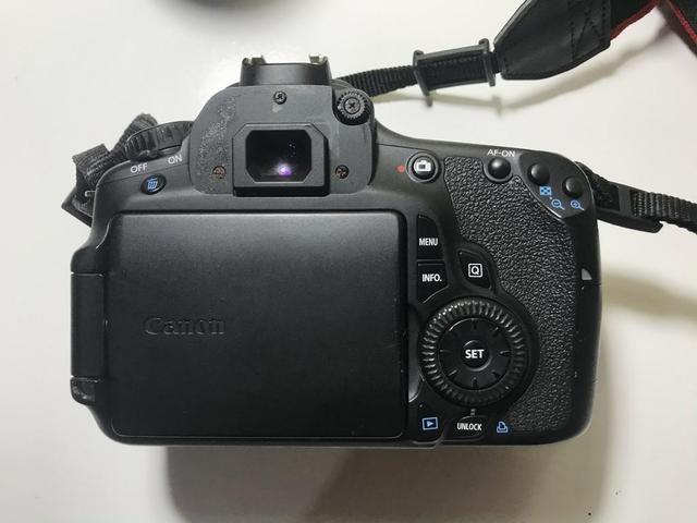 Canon 60D (Corpo ou c Lente) - Foto 2