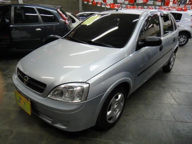 Chevrolet Corsa Maxx 1.4 8v Flex Completo 2010 Prata - Foto 3
