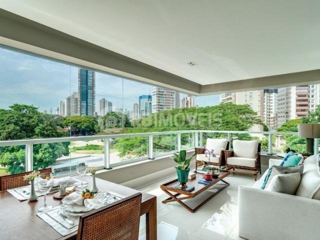 Apartamento à venda com 4 dormitórios em Setor oeste, Goiânia cod:1565 - Foto 7