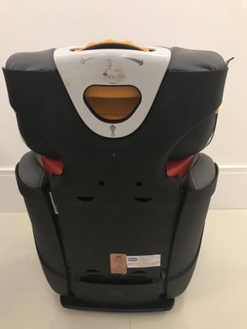 Cadeira para auto Chicco Oasys 2-3 evolution - elegance 15kg - 36kg - Foto 3
