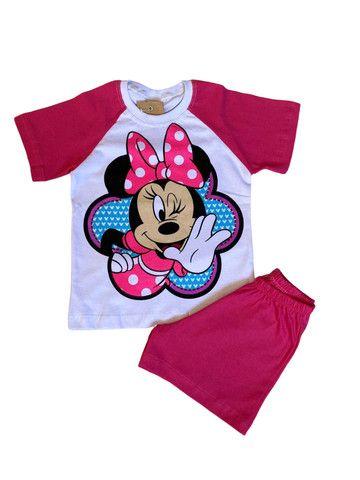 Pijama Infantil Minnie - Calor - Foto 2