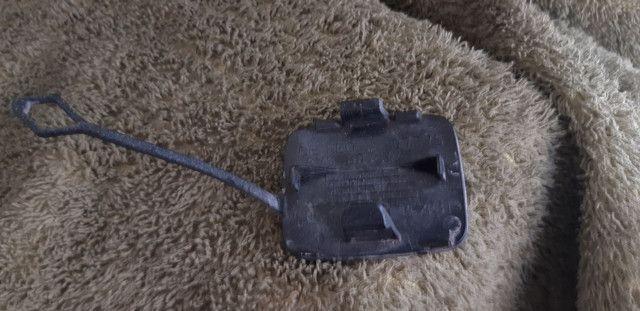 Tampinha do parachoque Audi A3  - Foto 2