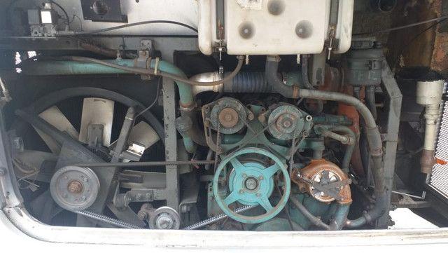 Ônibus ideal pra Motorhome ano 2000 Doc tudo em dia valor 25 mil - Foto 5