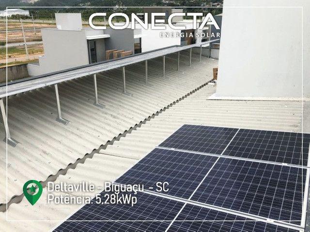 Energia Solar Economize com garantia de eficiência de 25 anos! - Foto 6