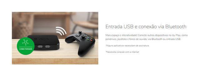 Smart Box TV Intelbras IZY Play - Foto 3