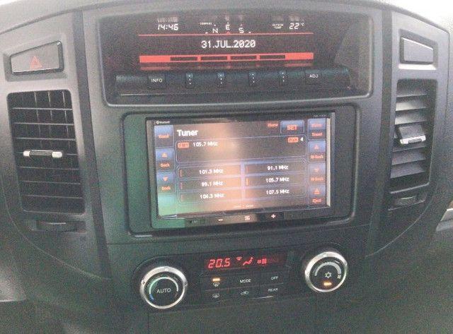 Mitsubishi Pajero Full - 2011/2012 3.2 HPE 4X4 16V Turbo Intercooler Top De Linha Confira! - Foto 12