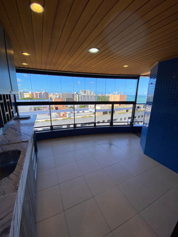 Belíssimo apartamento com vista mar 4/4 - Pronto para morar - Foto 2