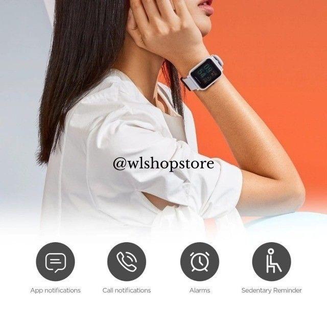 Relógio Inteligente Xiaomi Amazfit Bip (White Cloud) - Foto 5