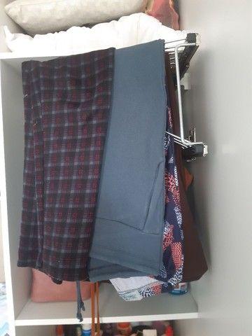 Calceiro inox ou cabide para calça comprida - Foto 2