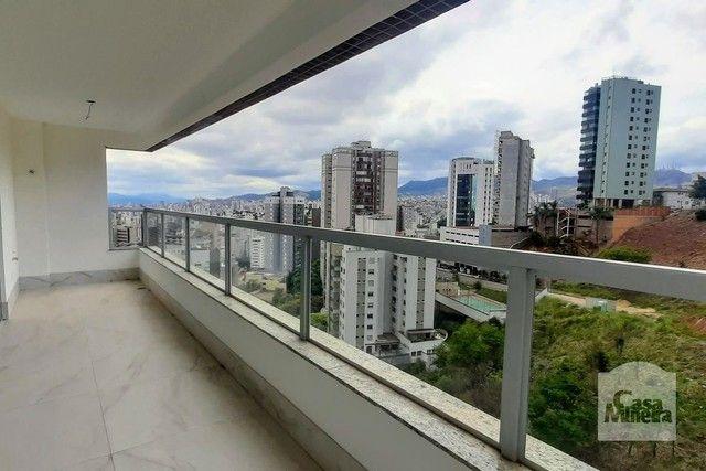 Apartamento à venda com 4 dormitórios em Luxemburgo, Belo horizonte cod:271942 - Foto 11