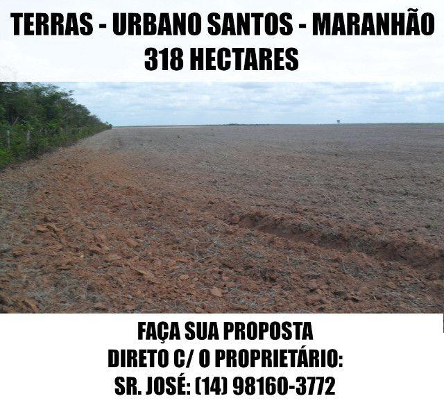 Terras / Fazenda - Urbano Santos (MA) - 318 Ha - Faça Sua Proposta - Foto 3