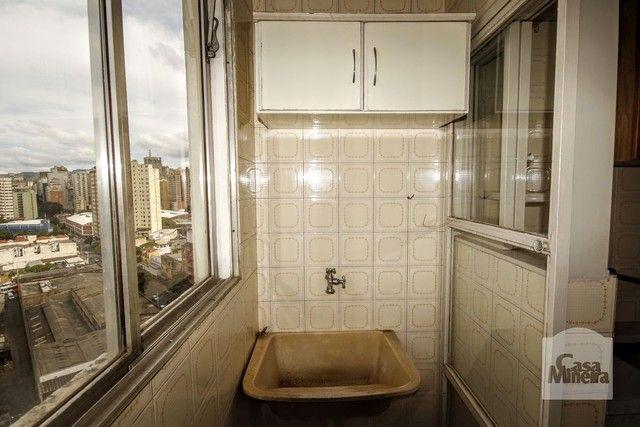 Apartamento à venda com 1 dormitórios em Barro preto, Belo horizonte cod:276697 - Foto 7