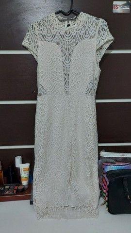 Vestido de Noiva Civil