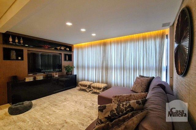 Apartamento à venda com 4 dormitórios em Anchieta, Belo horizonte cod:318563 - Foto 4