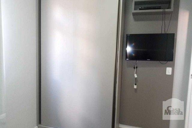 Apartamento à venda com 3 dormitórios em Monsenhor messias, Belo horizonte cod:272988 - Foto 3