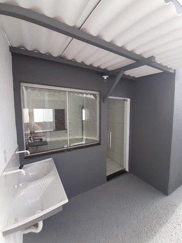 Vende-se Excelente Casa com Área Privativa no Bairro Planalto em Mateus Leme - Foto 20