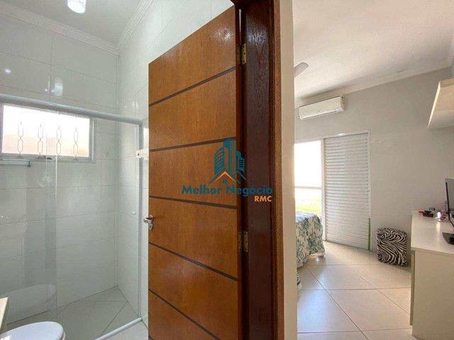 Casa com 2 dorms, Parque Ideal (Nova Veneza), Sumaré - R$ 299 mil, Cod: CA1266 - Foto 9