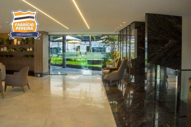 Apartamento com 3 dormitórios para alugar, 96 m² por R$ 1.900/mês - Mirante - Campina Gran - Foto 11