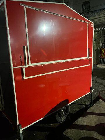 Trailer food truck novo - Foto 4