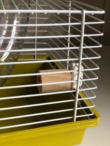 Gaiola de hamster NOVA  - Foto 4