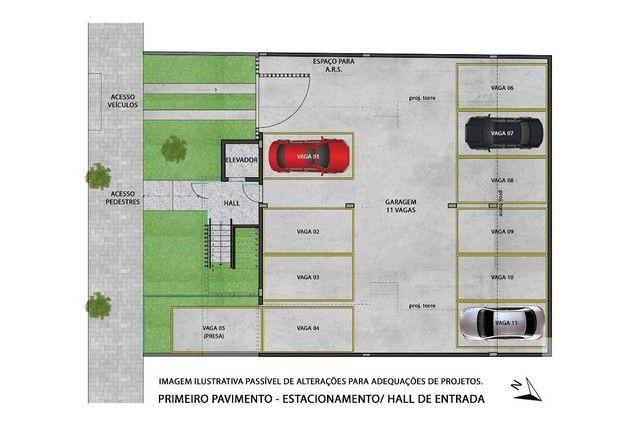 Apartamento à venda com 2 dormitórios em Anchieta, Belo horizonte cod:280097 - Foto 3