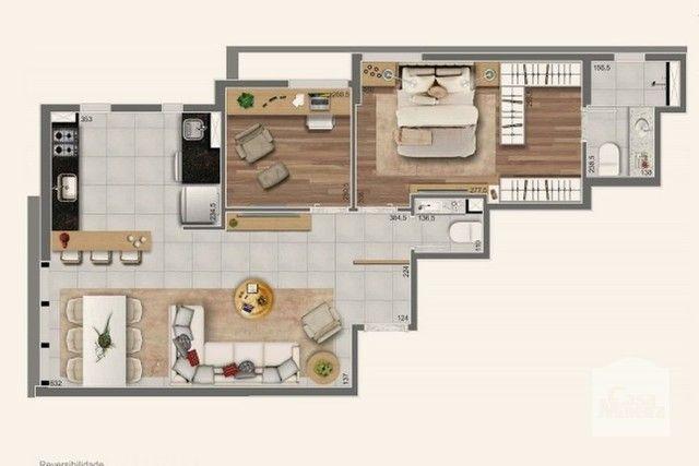 Apartamento à venda com 2 dormitórios em Lourdes, Belo horizonte cod:267374 - Foto 6