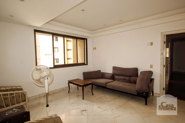 Apartamento à venda com 4 dormitórios em Lourdes, Belo horizonte cod:277793 - Foto 5