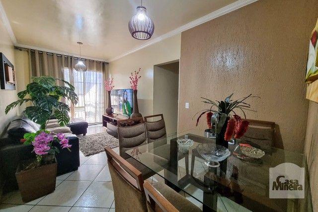 Apartamento à venda com 3 dormitórios em Santa mônica, Belo horizonte cod:315802