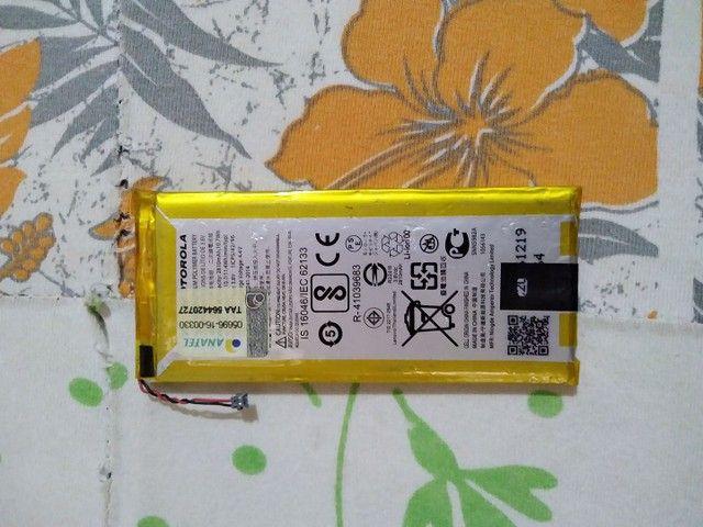 Bateria do moto G5 plus original