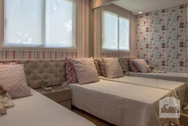 Apartamento à venda com 3 dormitórios em Jaraguá, Belo horizonte cod:250971 - Foto 10